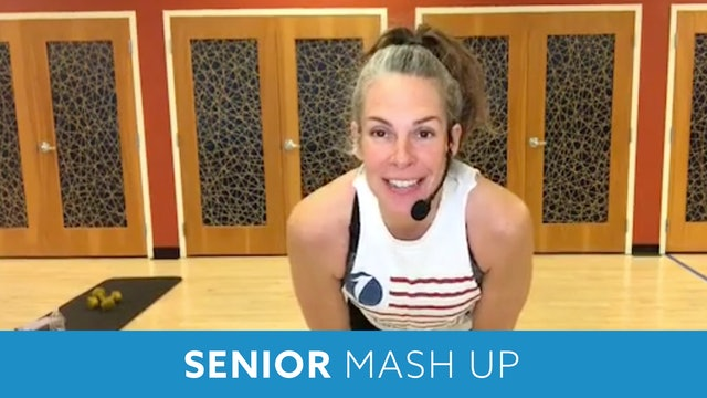 Senior Fitness Mash-Up with Juli