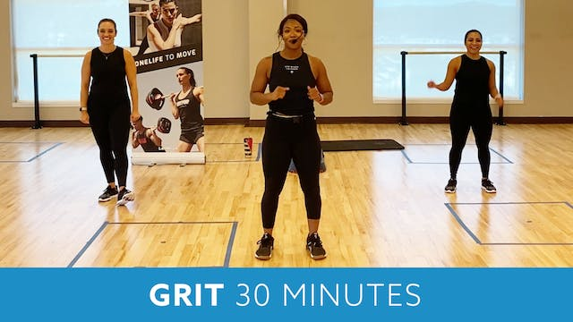 GRIT Athletic with Shay (LIVE Thursda...