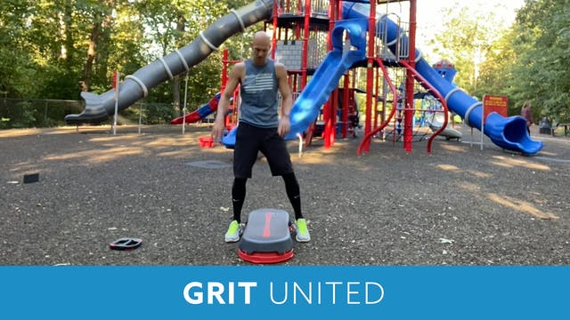 GRIT Athletic UNITED with Bob (LIVE W...
