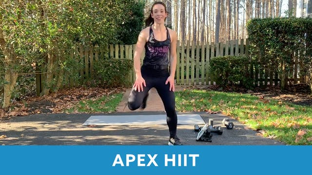 14Day Challenge Day 14 - APEX HIIT wi...