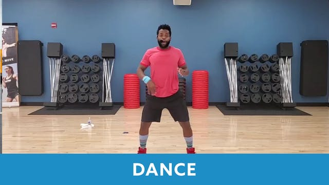 TONE UP 21 WEEK 1-  Dance with TJ