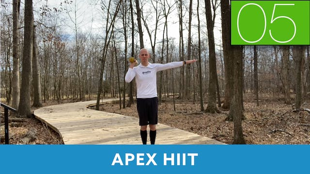 APEX HIIT with Bob (LIVE Monday 1/11 ...
