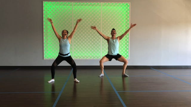 Les Mills BARRE with Josh and Kami (L...