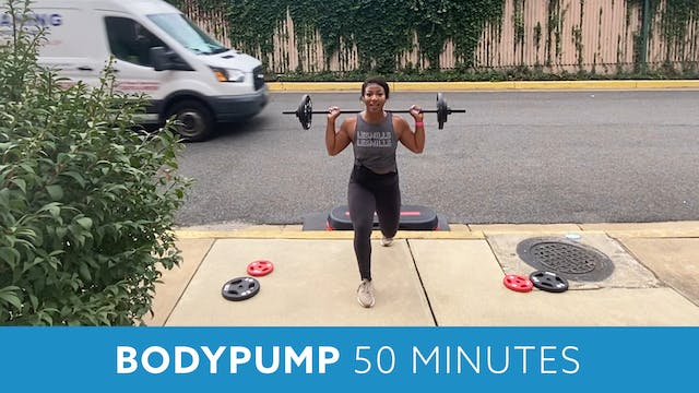 BODYPUMP with Shay (LIVE Wednesday 9/...