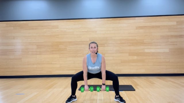 APEX HIIT with Tracy (LIVE Thursday 5...