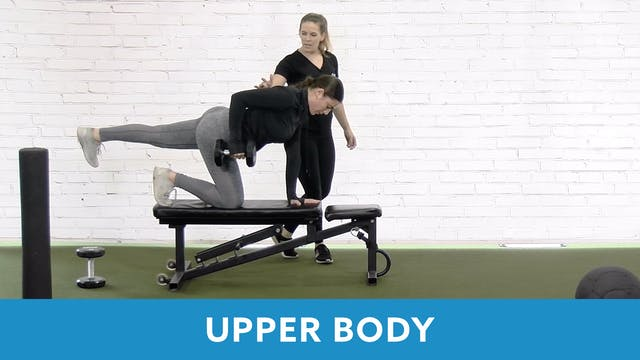 Restart Challenge - Upper Body with L...