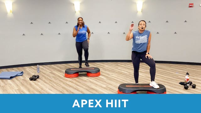 APEX HIIT with JoJo (LIVE Thursday 8/...