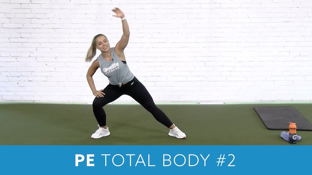 PE Total Body Workout #2 with Caroline
