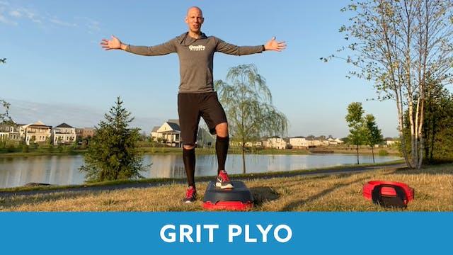 GRIT Plyo 27 with Bob