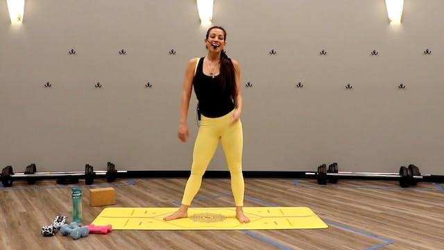 Cardio Power Yoga Sculpt with Nina (L...