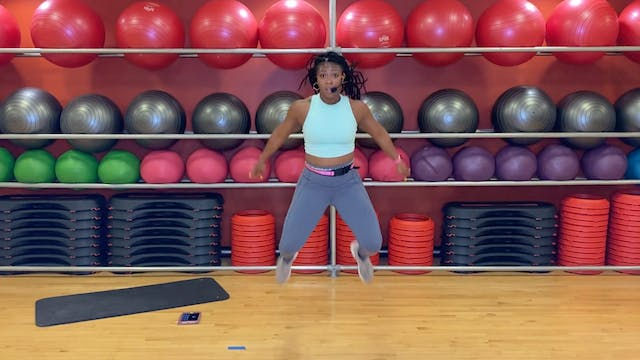 GRIT Cardio 30 with Shay (LIVE Wednes...