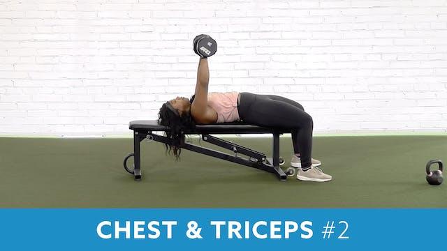 Restart Challenge - Chest & Triceps w...