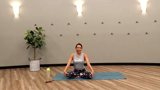 Gentle & Strong Power Yoga with Nina ...