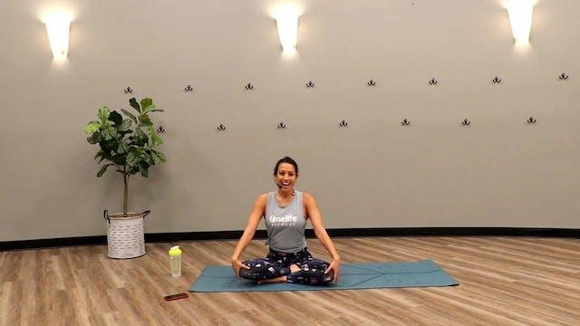 Gentle & Strong Power Yoga with Nina ...