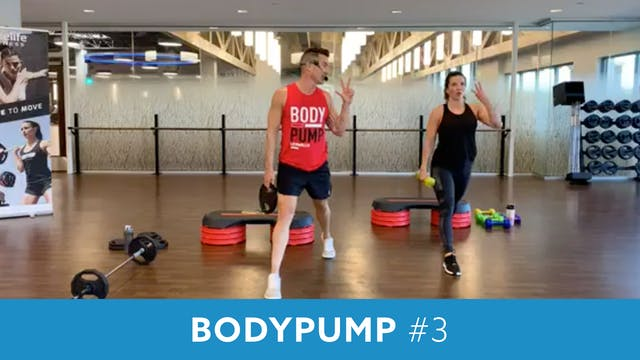 BODYPUMP #3 with Josh