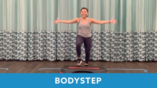 BODYSTEP with Janice (LIVE Wednesday ...