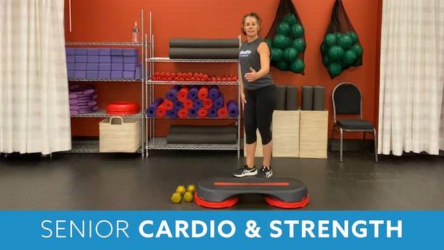 Senior Fitness Cardio & Strength (LIV...