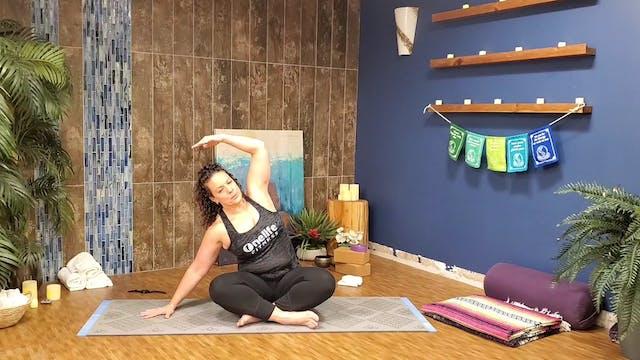 Sunrise Yoga with Morgan (LIVE 6/23 @...