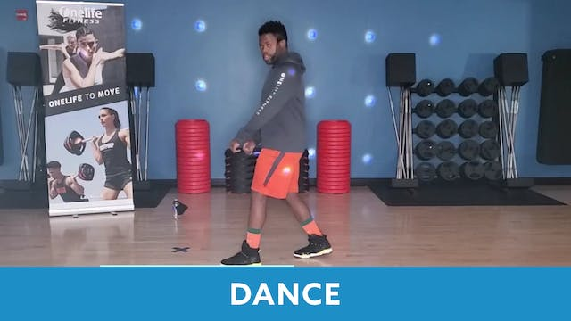 DANCE with TJ (LIVE Friday 3/12 @ 12p...