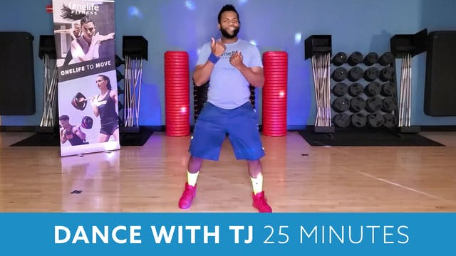 Dance with TJ (LIVE Wednesday 5/26 @ ...