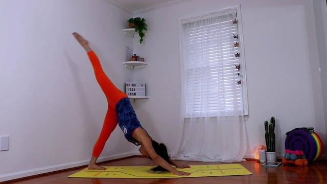 Vinyasa Yoga with Nina (LIVE Tuesday ...