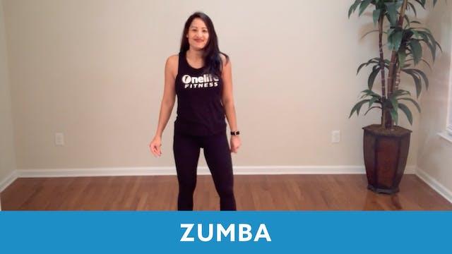 Zumba with Joy (LIVE Tuesday 12/8 @ 1...
