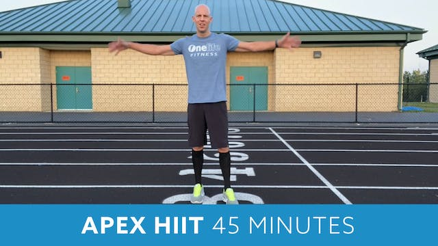 APEX HIIT with Bob (LIVE Friday 9/25 ...
