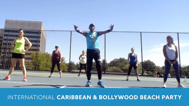 International Caribbean & Bollywood Beach Party with JB - Part 2