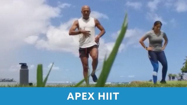 APEX HIIT with Tomas (LIVE Thursday 5/20 @ 7am EST)