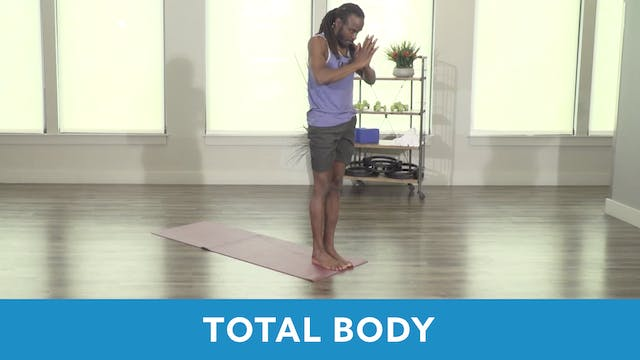 Day 4 - Advanced (Option 2) Total Bod...