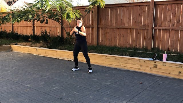 BODYCOMBAT with Mary (LIVE Tuesday 11...