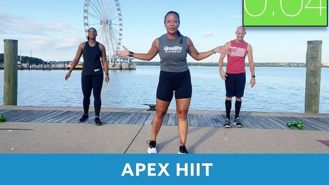 APEX HIIT - National Harbor - Capital...