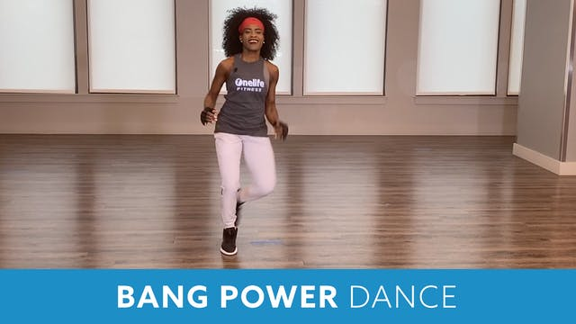 Bang Power Dance w/Linda (LIVE Tuesda...