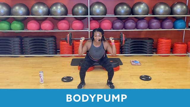 BODYPUMP with Shay
