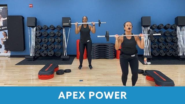 APEX POWER #11 with Sam (LIVE Thursday 8/20 @ 5:00pm EST)