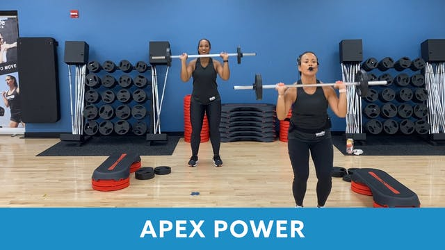 APEX POWER with Sam (LIVE Thursday 8/...