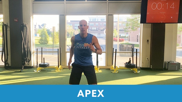 Transformation Challenge - (Week 2 Workout 1) APEX HIIT #30 with Bob