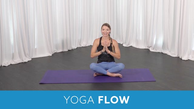 Morning Yoga Flow with Carli