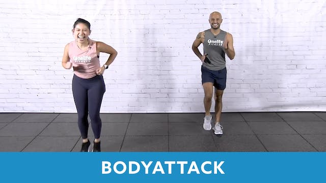 BODYATTACK with Janice & Tomas (LIVE ...