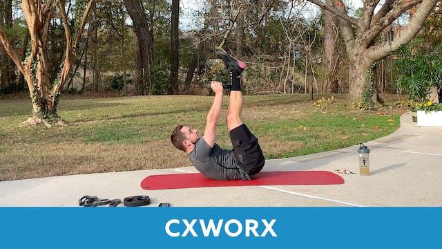 TONE UP 21 WEEK 6 - CX WORX with Alan