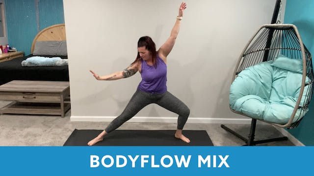 BODYFLOW Mix with Erin (LIVE Tuesday ...