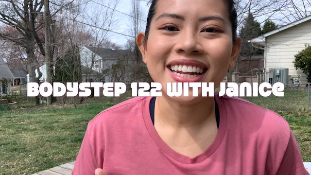BODYSTEP 122 45min Express with Janic...