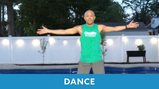 TONE UP 21 WEEK 3 - Dance with Tomas
