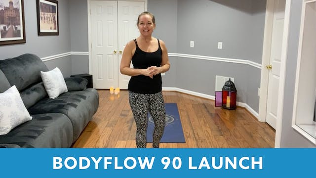 BODYFLOW 90 with Regina (LAUNCH)