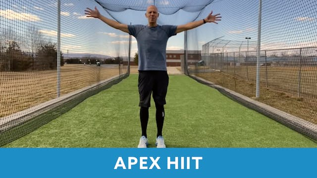APEX HIIT with Bob (LIVE Monday 2/8 @...