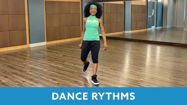 Dance Rhythms Vibz with Linda (LIVE T...