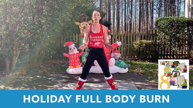 Holiday Full Body Burn with Allison (...