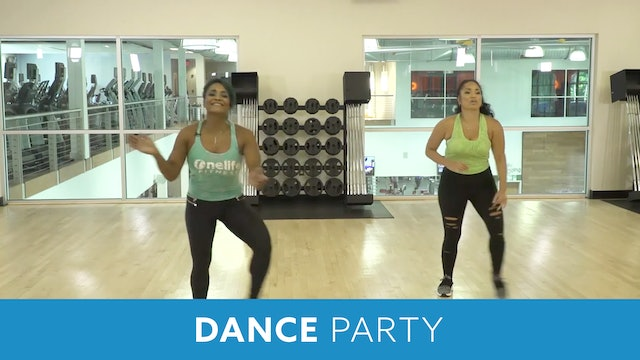 Day 2 - Intermediate (Option 1) Dance Party with Shahana