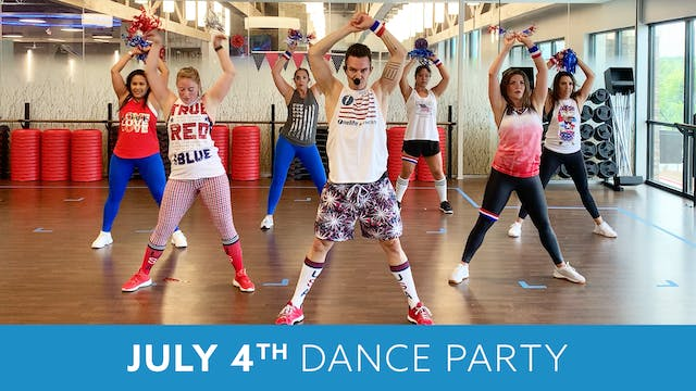 July 4th Dance Party with Josh