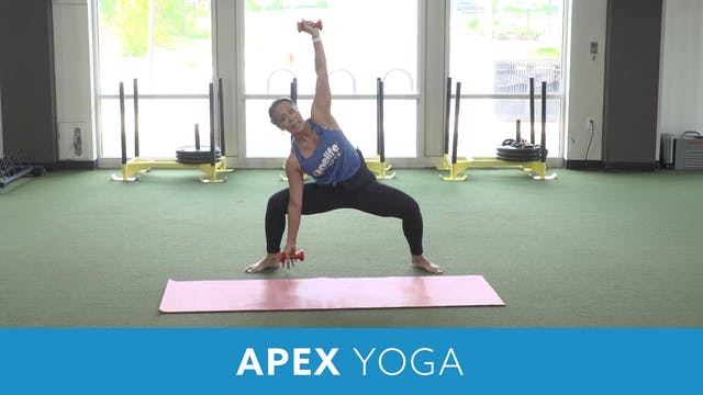 Day 6 - Advanced APEX Yoga with JoAnne